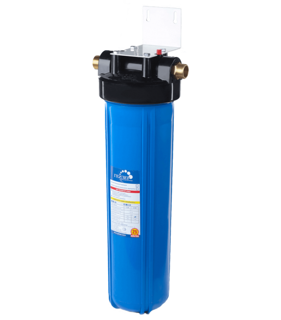 BB-20 central water supply filter by Wellness Stores