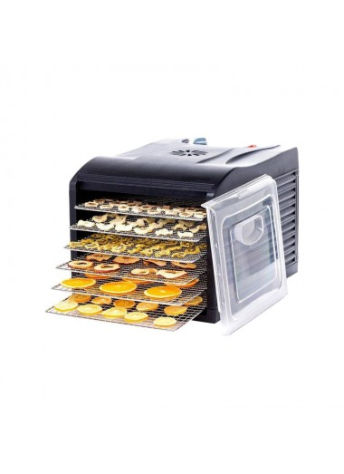 Food desiccator with 6 grills